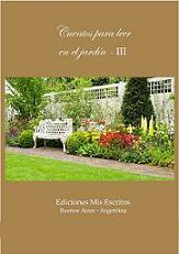 """Antología Literaria """"Cuentos para leer en el Jardín"""""""