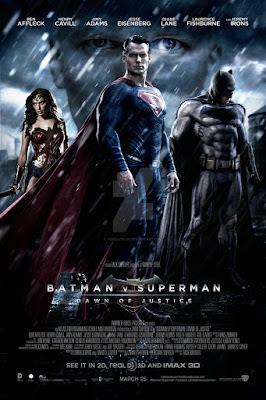 Poster Of Batman v Superman: Dawn of Justice In Dual Audio Hindi English 300MB Compressed Small Size Pc Movie Free Download Only At exp3rto.com