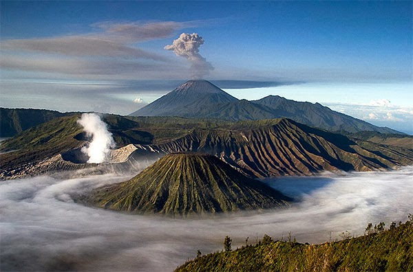 Beautiful Places in Indonesia to Visit