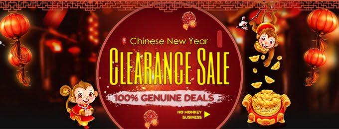Per il Capodanno cinese auguri e sconti