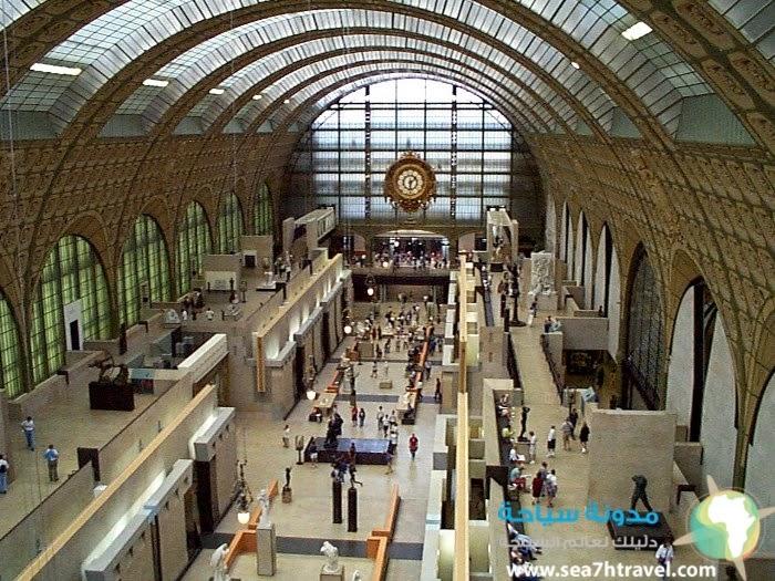 افضل عشر متاحف في باريس Paris