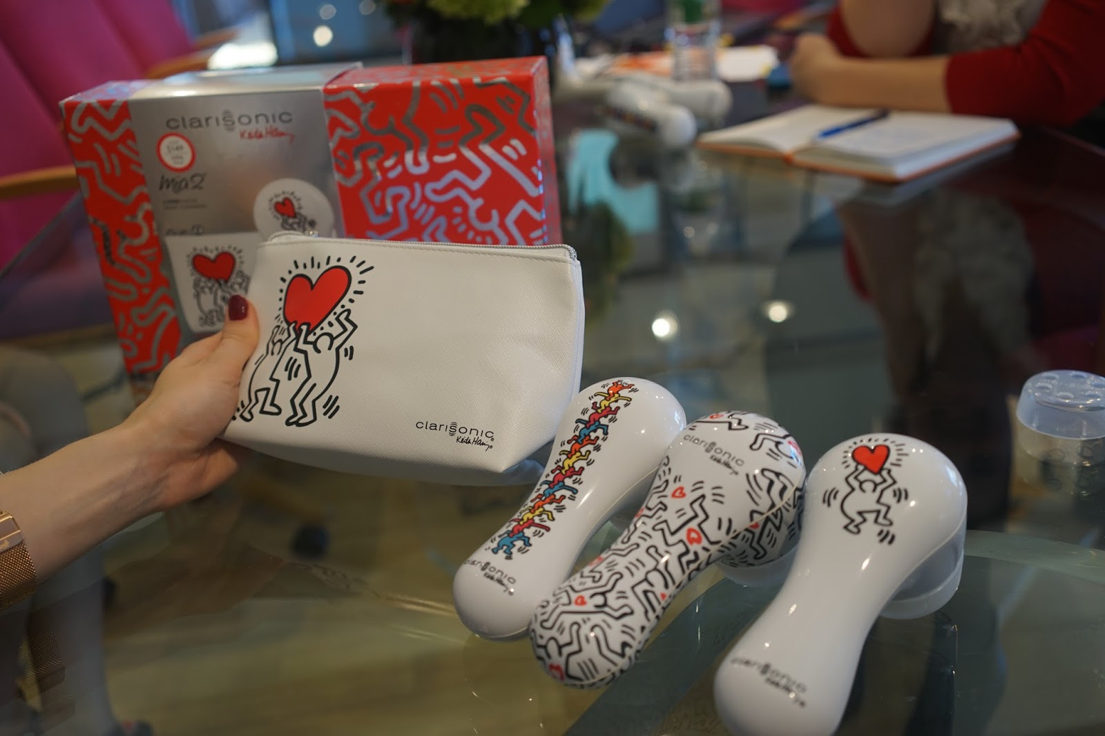 clarisonic keith haring