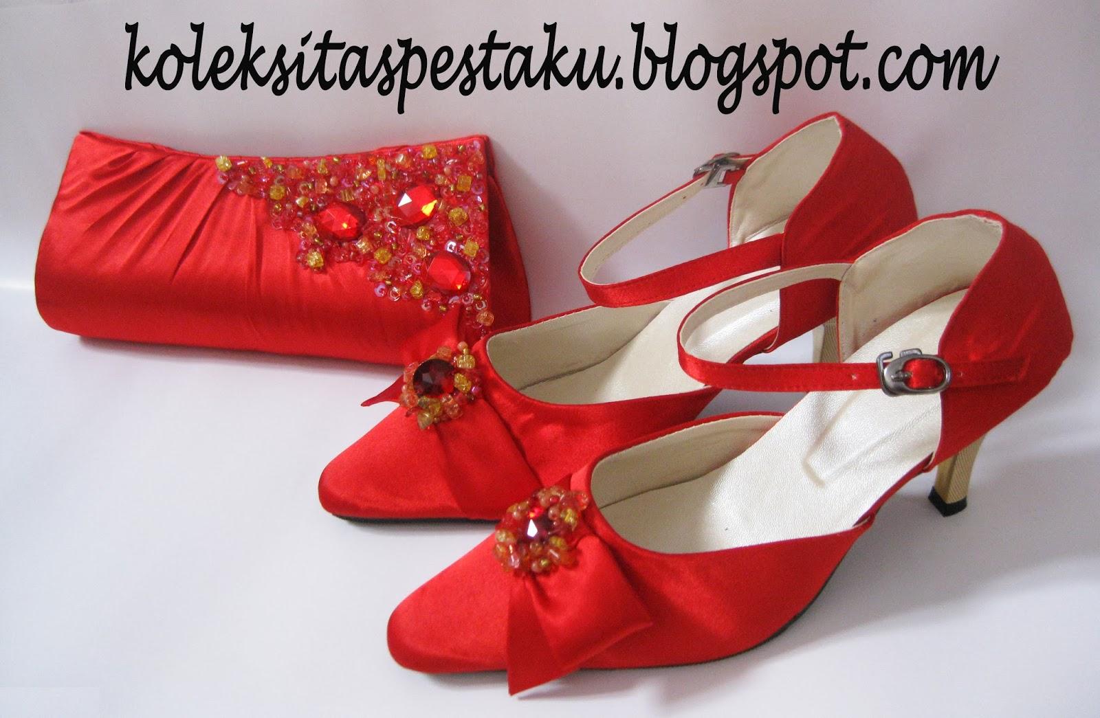 Tas Sepatu Pesta Mewah dan Murah