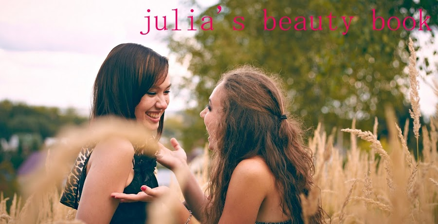 julia's beauty book