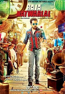 Complete cast and crew of Raja Natwarlal (2014) bollywood hindi movie wiki, poster, Trailer, music list - Emraan Hashmi, Paresh Rawal, Kay Kay Menon, Humaima Malik