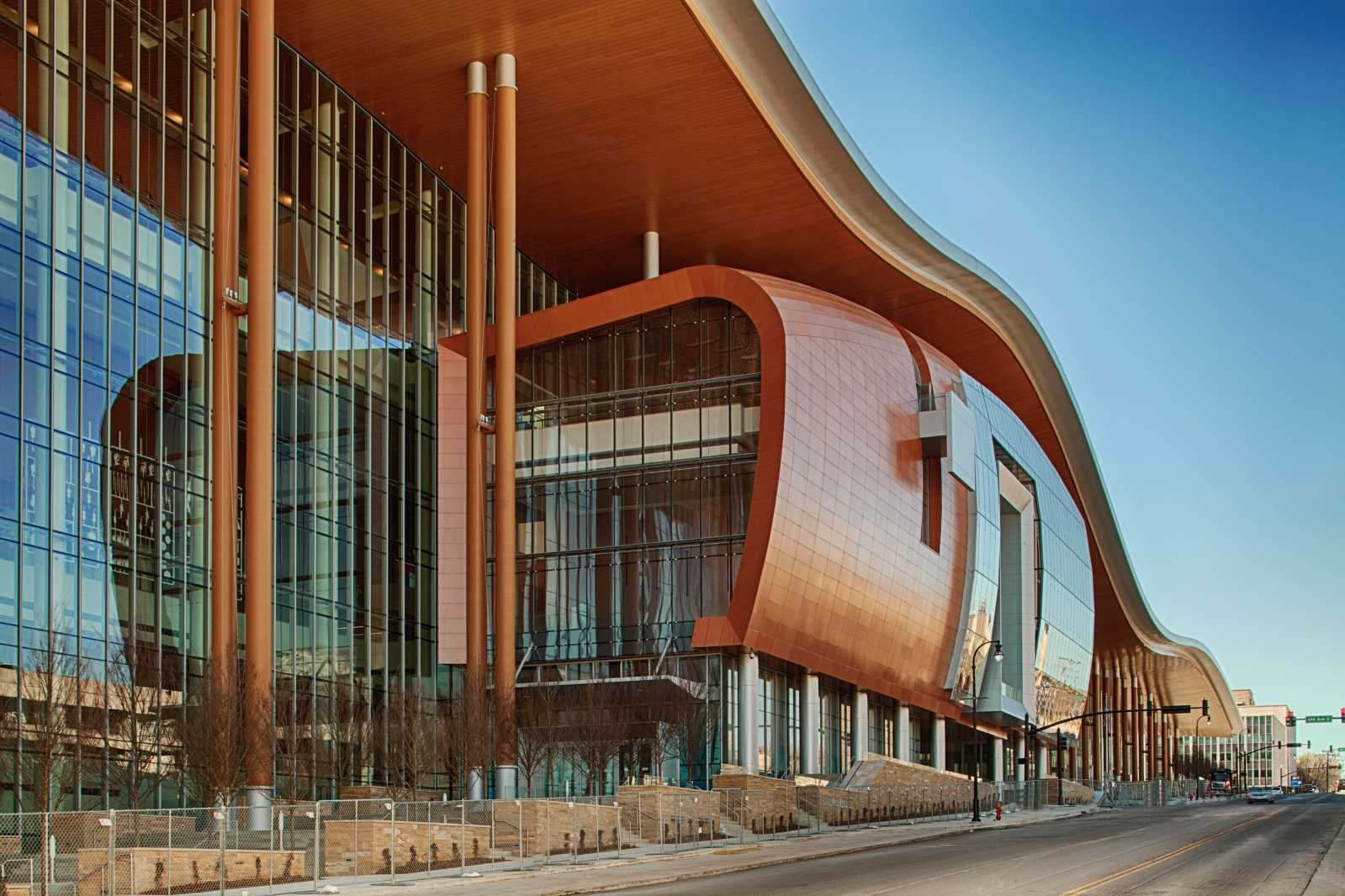 Music City Center  Fifth Avenue Nashville Tn
