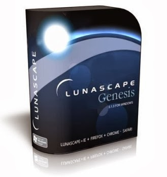 Lunascape Web Browser v6.8.8 ORION portable