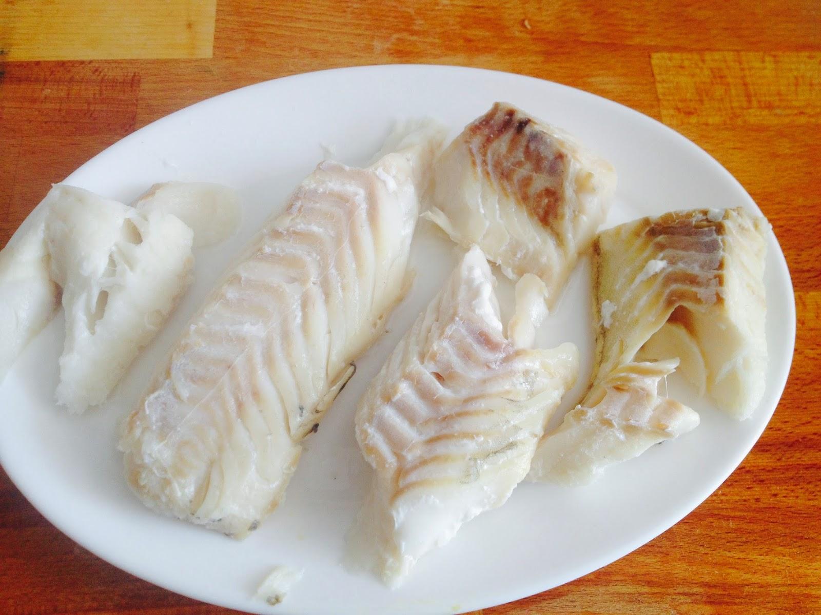 Cocina con catalina bacalhau espiritual receta portuguesa - Cocinar bacalao congelado ...