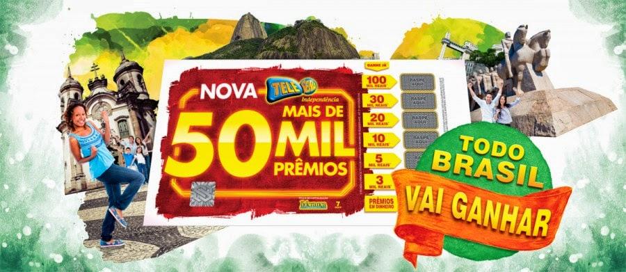 Resultado Final Tele Sena Independência 2014