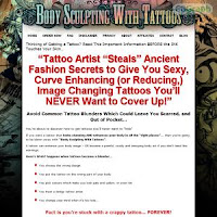 Body Sculpting With Tattoos