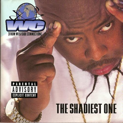 WC – The Shadiest One (CD) (1998) (FLAC + 320 kbps)