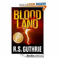 FREE: Blood Land: A James Pruett Mystery (Volume One) by R.S. Guthrie 223 customer reviews