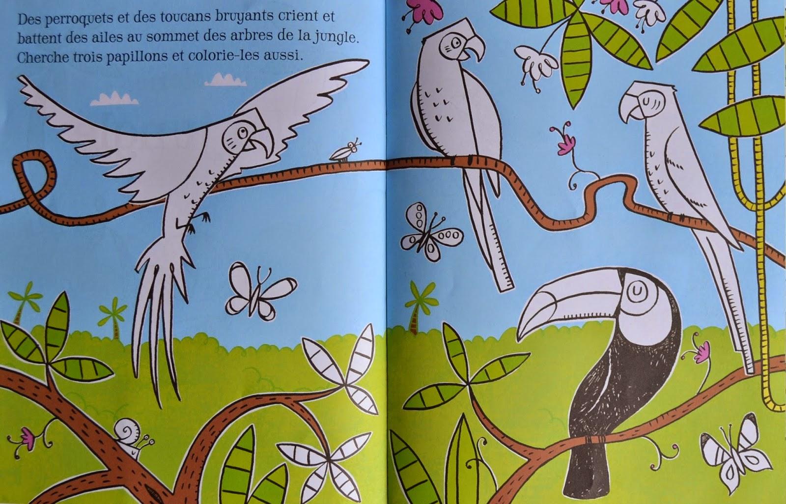 coloriage livre de la jungle - Lecture Coloriage Livre de la Jungle Jouez aux jeux Mi9