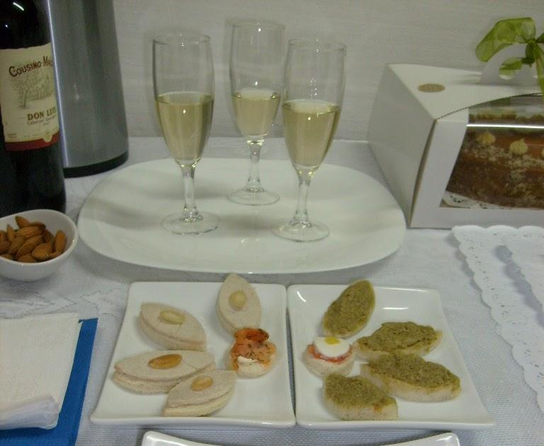 Banqueter a santiago canap s c ctel productos para for Canape para coctel