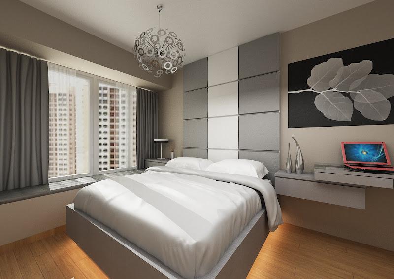 Double Bay Condominium interior design title=