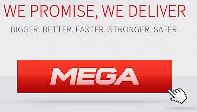 Mega el sucesor de Megaupload