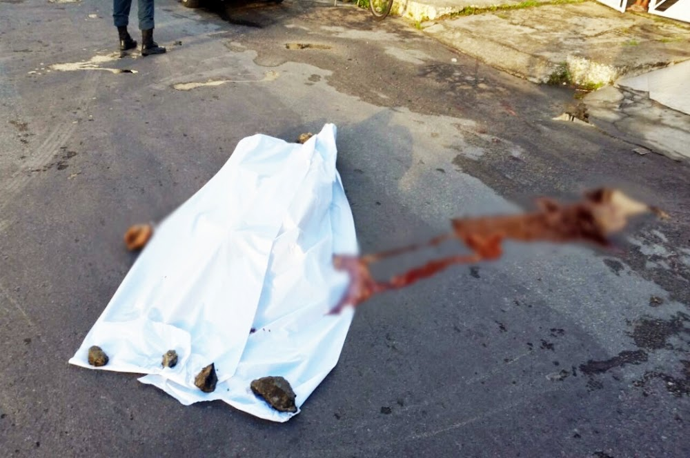 Ex-presidiário que vendia lanches é assassinado a tiros