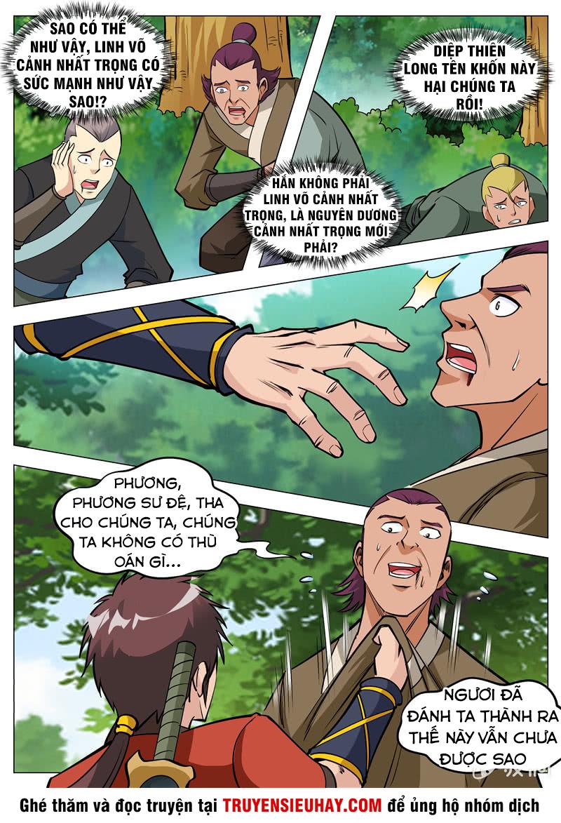 Đại Kiếm Thần chap 151 - Trang 3