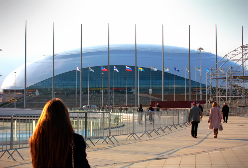 Olympic Park Sochi 2014