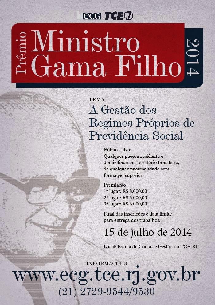 Prêmio Gama Filho 2014