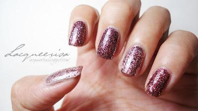 Lacqueerisa - Shimmer Polish Eva
