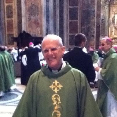 O Padre Luiz Alves de Lima, salesiano da Inspetoria de São Paulo, foi convocado pelo Papa para part