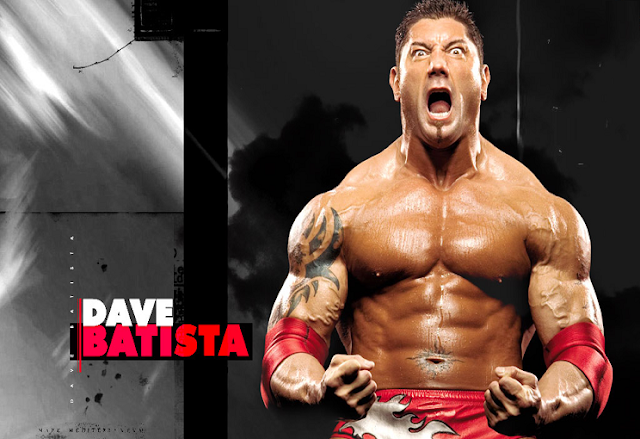 Dave Batista Hd Free Wallpapers