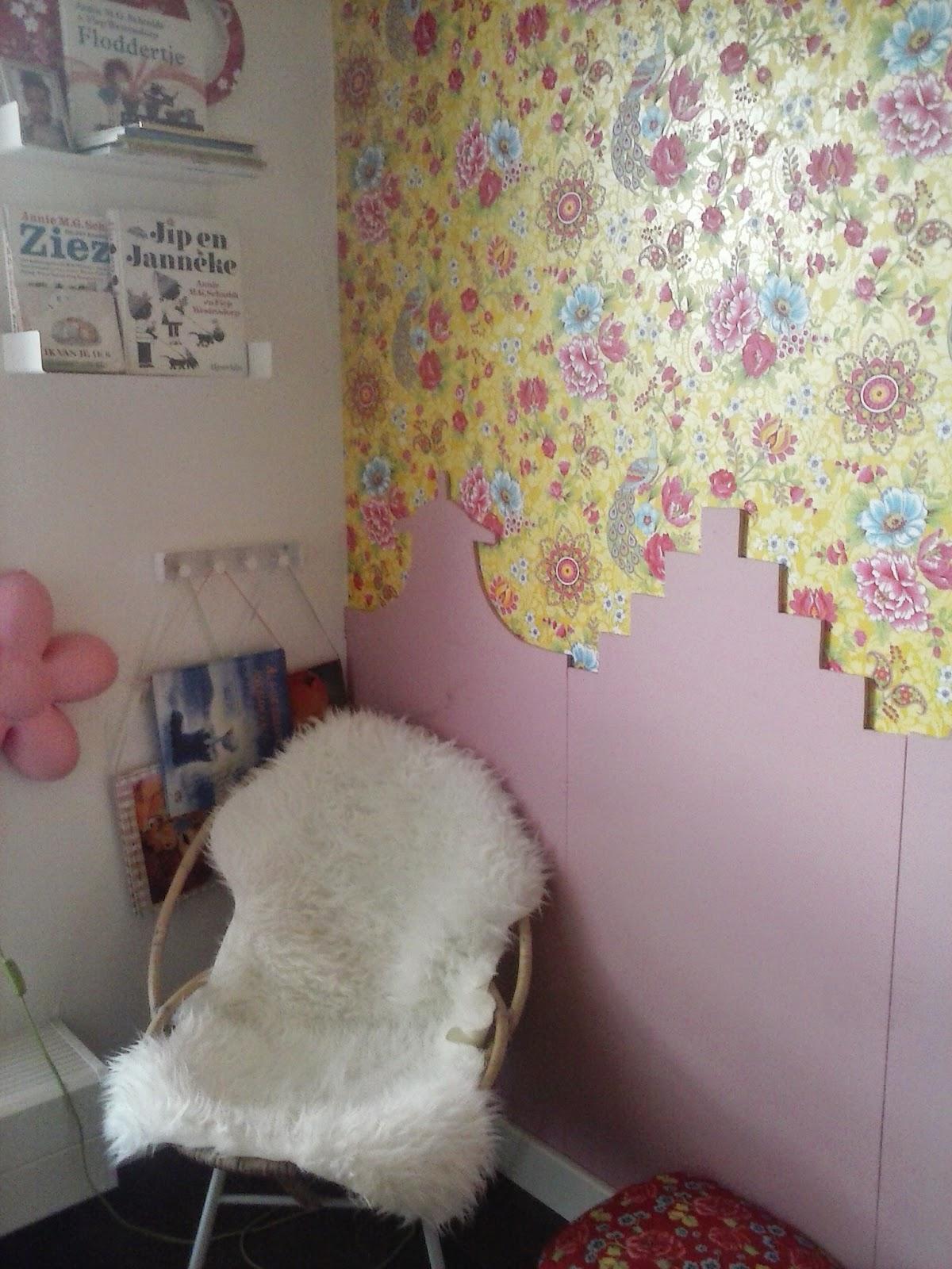 Pimpish: Restyle: Isaira's domein, een vrolijke meidenkamer