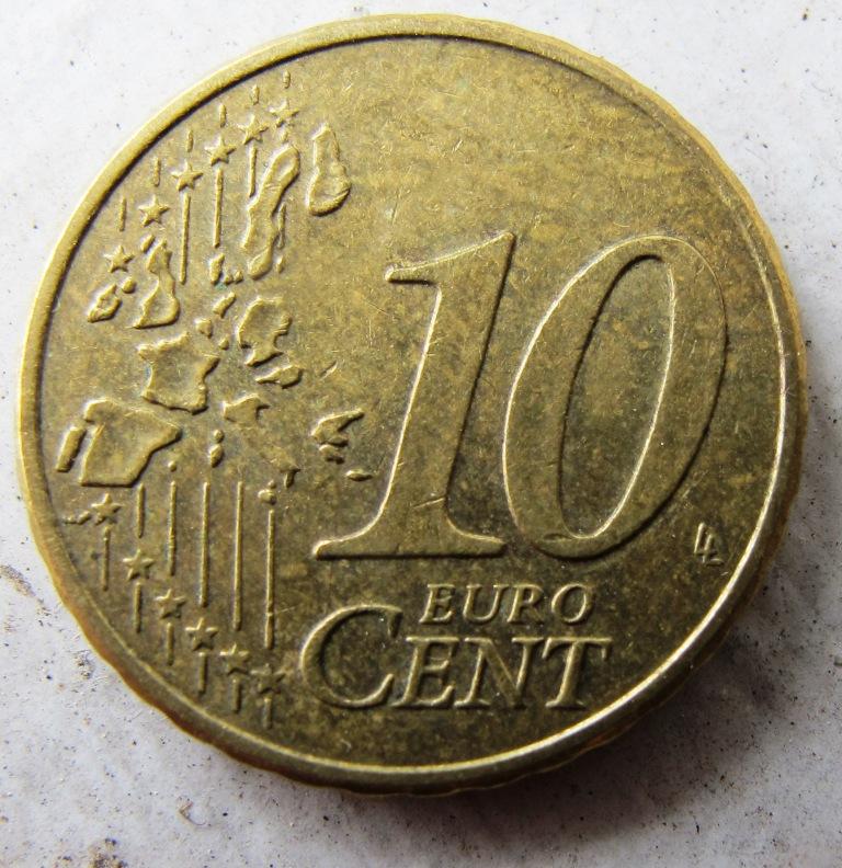 10 euro cent 2002 нумизматика цены на монеты царской россии продать