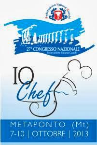 HO VINTO IL CONTEST IO CHEF!!!!!