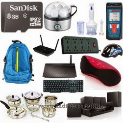 Amazon: Buy Pigeon Cookware Set of 10pc Rs. 1280, Philips HTD3520G Home theatre Rs. 7499, Bluspear Elipse Portable Bluetooth Speaker Rs.2990 & more