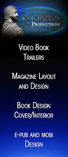 Recommended Book Trailer/Design Company
