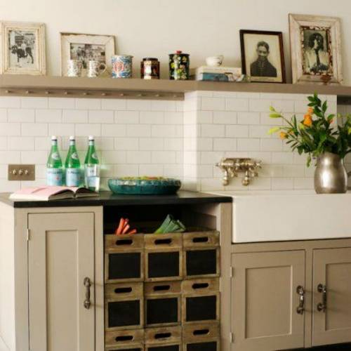 Kitchen Cabinets Vintage Style: ΔΙΑΚΟΣΜΗΣΗ Σε στυλ: COUNTRY