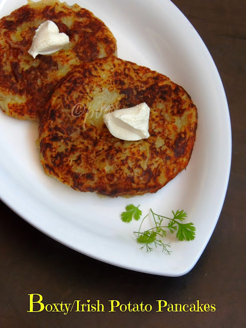Boxty, Irish Potato Pancakes