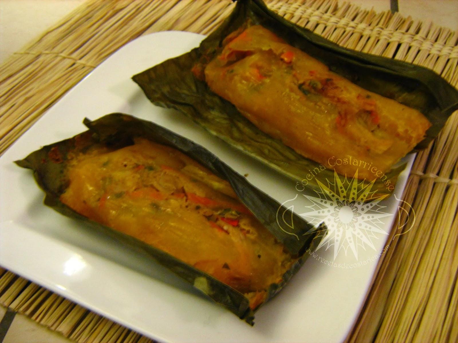 Cocina costarricense tamales yuca al horno for Cocinar yuca al horno