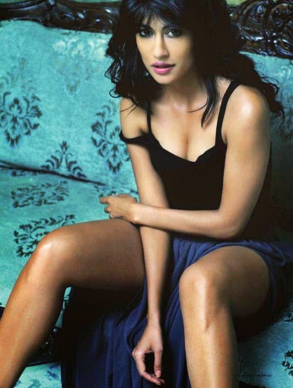 Chitrangada Singh open legs in Maxim Magazine 2011