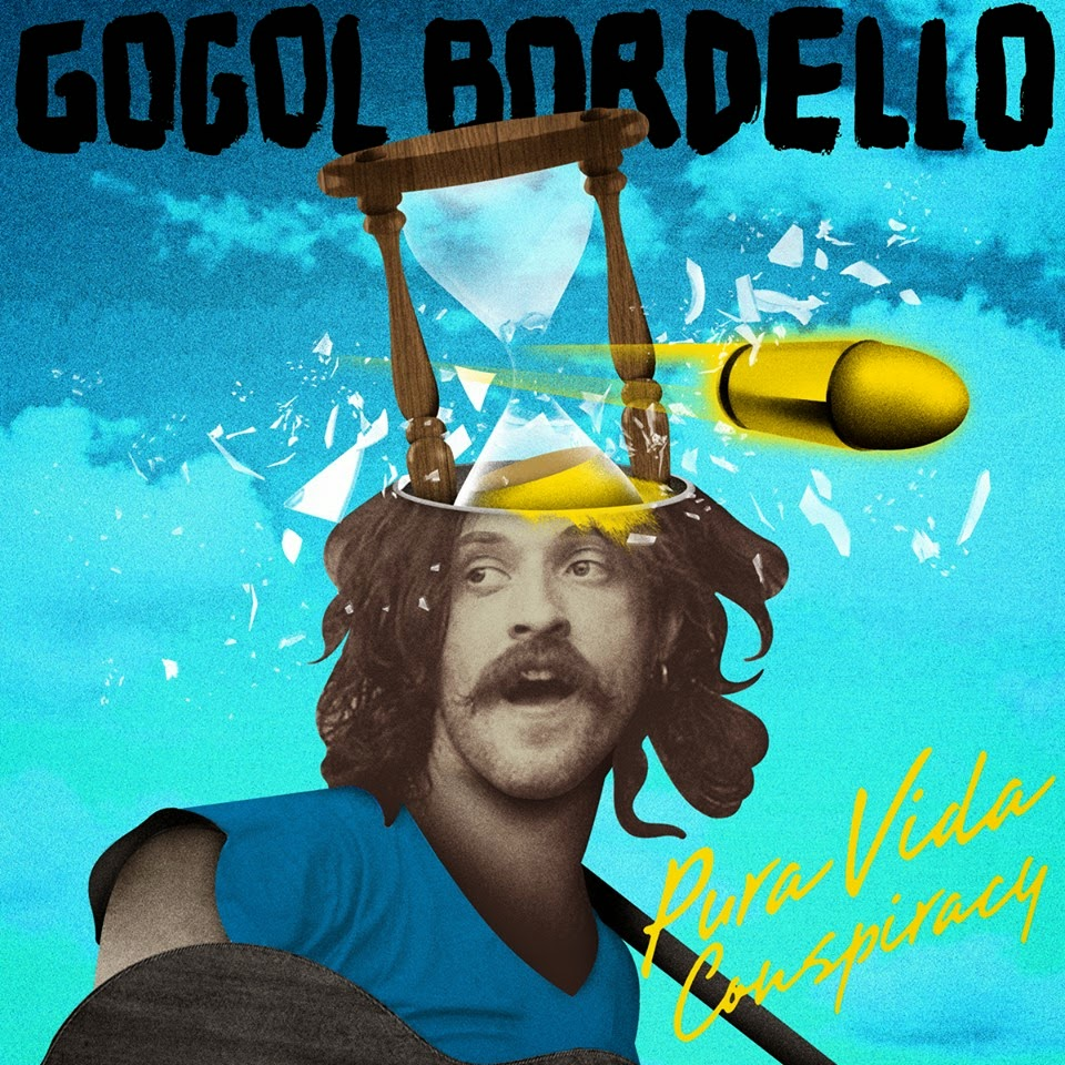Gogol Bordello December UK tour dates 2014