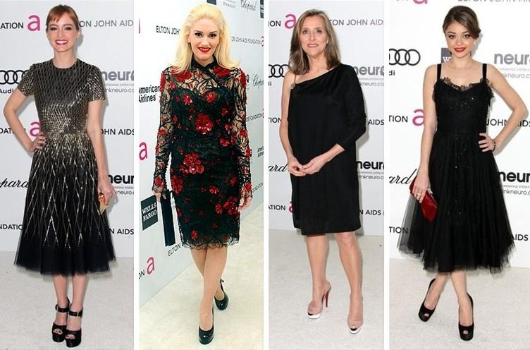 Ahna O'reilly, Gwen Stefani V Zuhair Muradu, Meredith Vieira , Sarah
