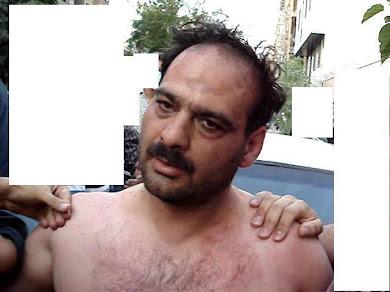عکس عباس کارگر جاوید ... قاتل ندا شایعه کردند که او دستگیر شده ، خیر سر حال و غبراق مشغول است