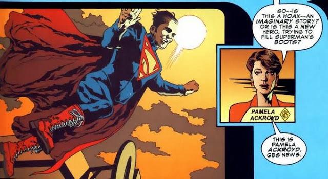 El Hijo de Superman (Línea Otros Mundos) [Reseña]