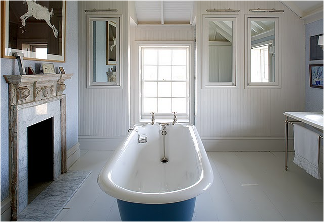 English Country Bathroom Design Ideas