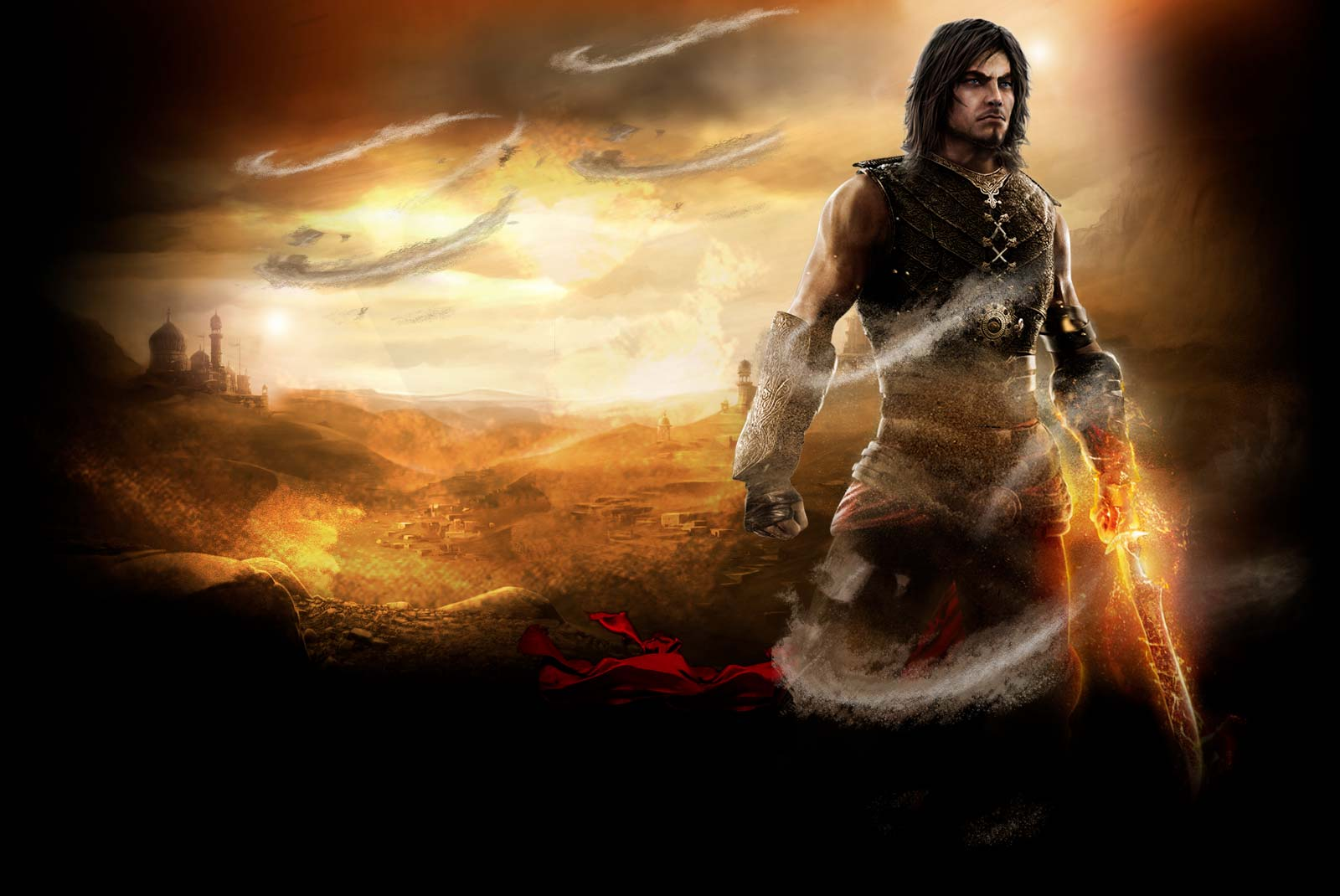 prince of persia hd wallpapers   hd wallpapers