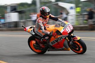 Marquez Nyatakan Belum Menyerah Lawan Rossi & Lorenzo
