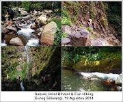 Halal Bihalal & Fun Hiking Curug Siliwangi, 10 Agustus 2014