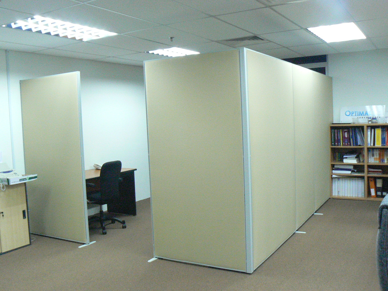Fizone Office System Workstation Partitions System