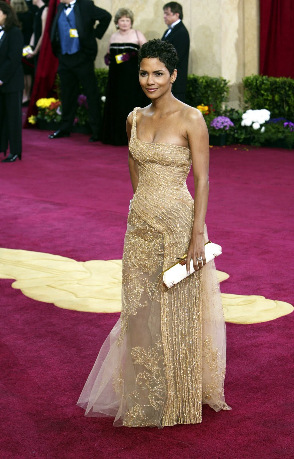 Halle Berry Oscar 2003