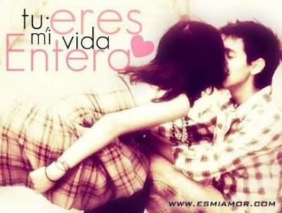 Eres mi vida