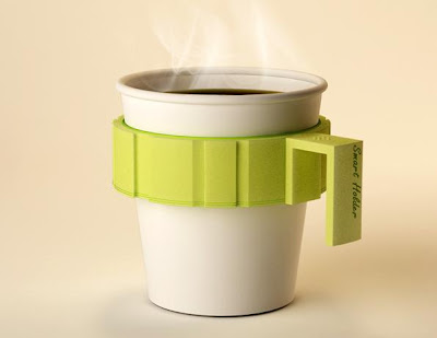 Creative and Cool Coffee Sleeves, Carriers and Holders (21) 7