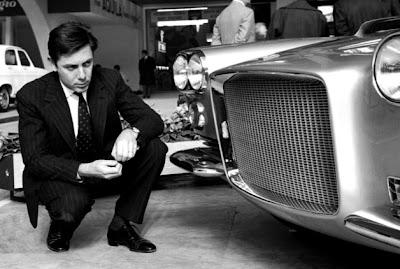 Selamat Jalan Sergio Pininfarina, 1926-2012 [ www.BlogApaAja.com ]