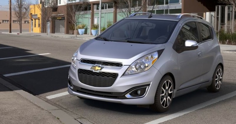 Johnson Motors Dubois Pa The Chevy Spark Is Not An